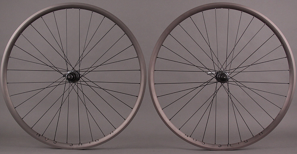 H Plus Son Archetype Hard Ano Shimano 105 7000 hubs Wheelset