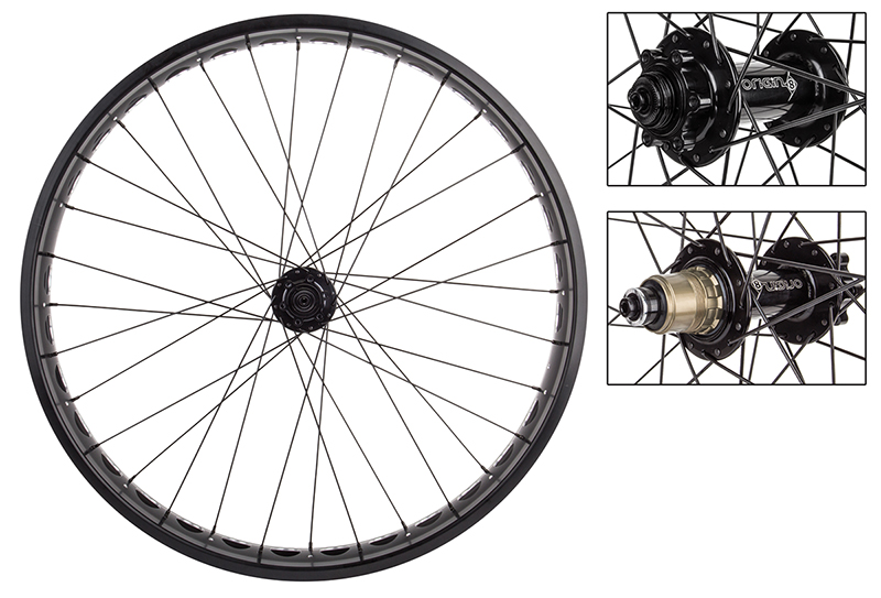 Origin8 Fat Bike Wheelset 170mm 135mm 11 Speed XD Driver 80mm