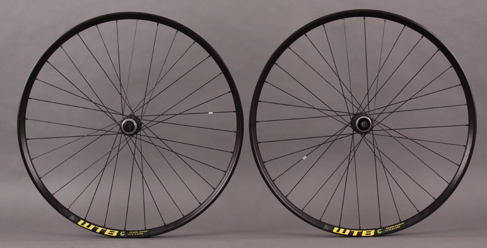 WTB Team Issue I23 TCS 650b Wheelset 15mm Thru Front 142mm Rear