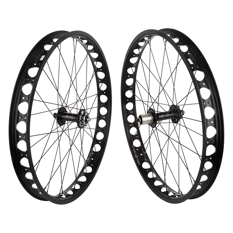 Origin8 Fat Bike Wheelset 170mm 135mm 10 Speed Sram 60mm Rims 26