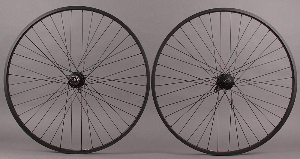 Sun Rhyno Lite 40 Spoke 29er MTB Commuter Wheelset 6 BOLT DISC