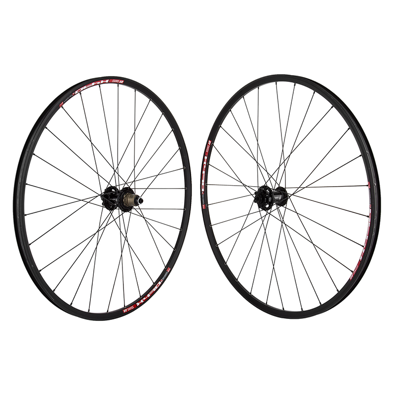 DT X470 Rims 29er Mountain Bike MTB Wheelset 6B 28h 15mm, QR rr