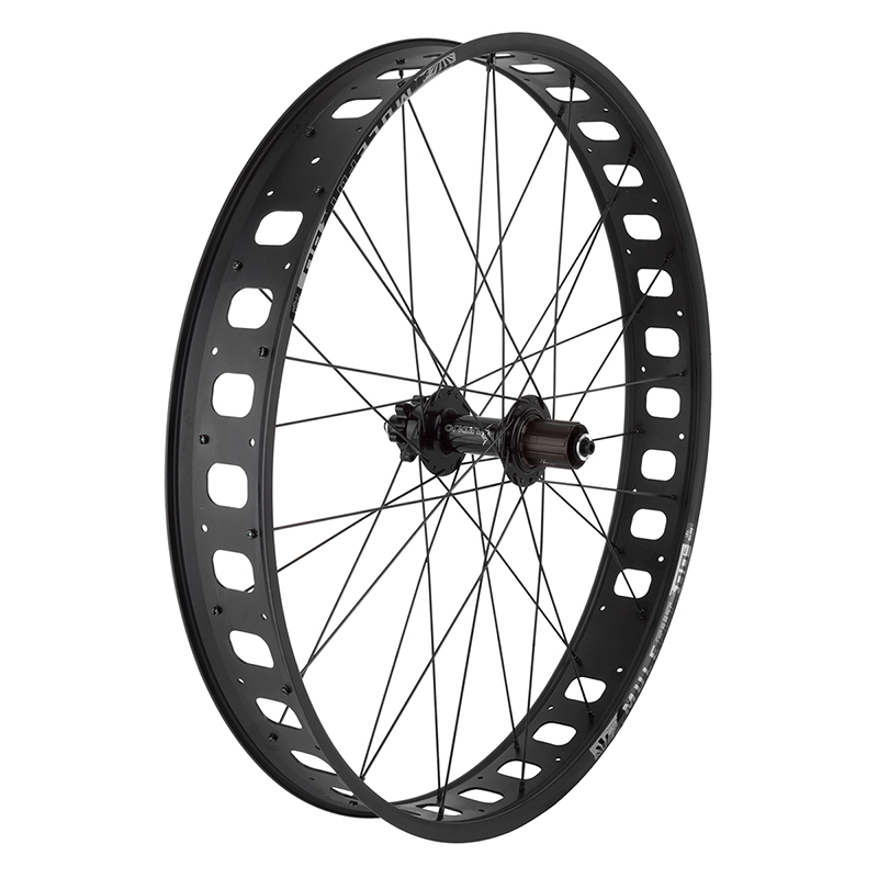 Sun Mulefut 80 Tubeless Fat Bike Rear Wheel 170mm 26x4 Rims 8-11