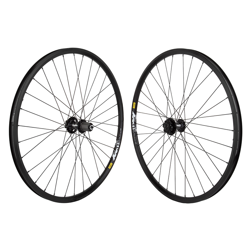 Mavic XM119 Disc 27.5 650b Mountain Bike MTB Wheelset 32h 6B QR