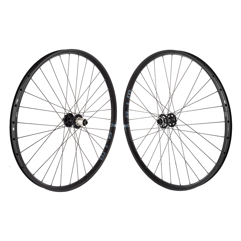 WTB I29 Asymmetric TCS 27.5 Wheelset Thru axle 15mm & 12 x 142