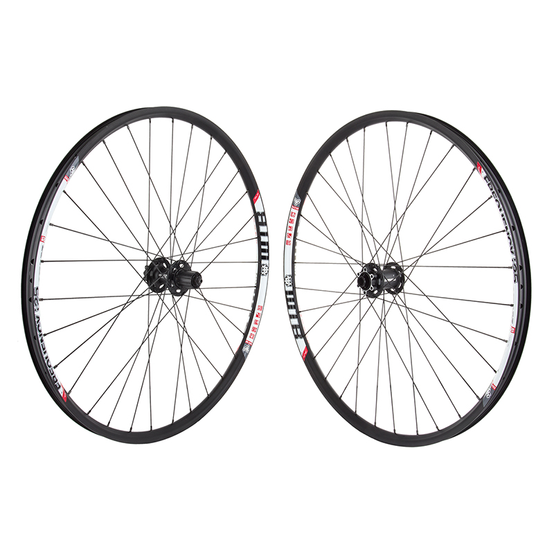 WTB Frequency I25 Tubeless 29er Wheelset XT Hubs 15mm thru front