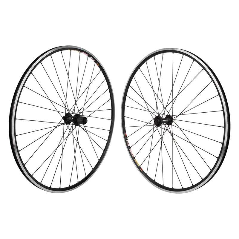 New Sun Assault Black Shimano 8-11sp DT Road Wheelset