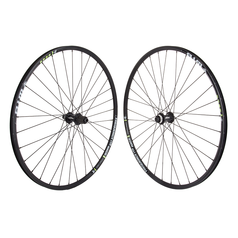 WTB Frequency TCS i19 29er Mountain Bike MTB Wheelset 32h BLK CL