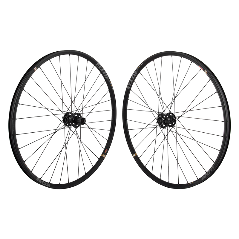 WTB KOM I25 Tubeless 29er Shimano Deore Hubs Quick Release