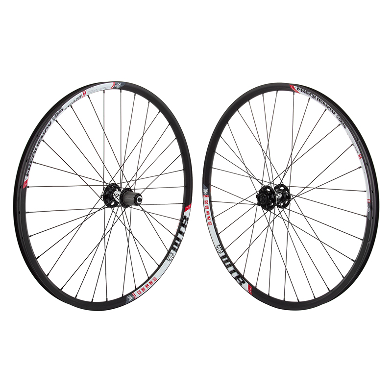 WTB FREQUENCY TCS I25 27.5 Mountain bike Wheelset SRAM X9 6 bolt