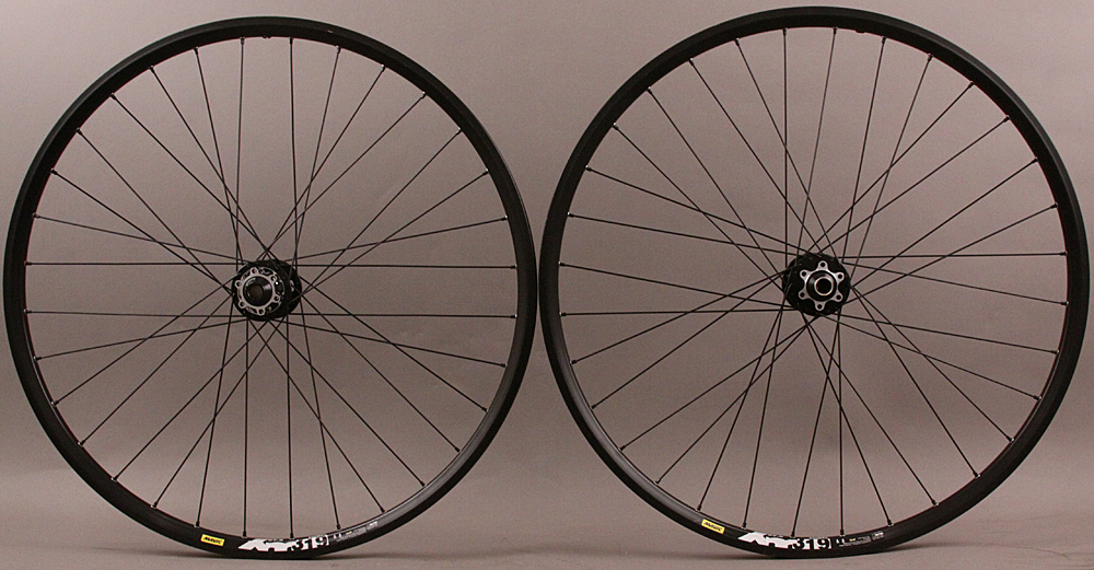 Mavic XM319 27.5 650b Wheelset 6 bolt Disc 15mm FT 12x142 RR