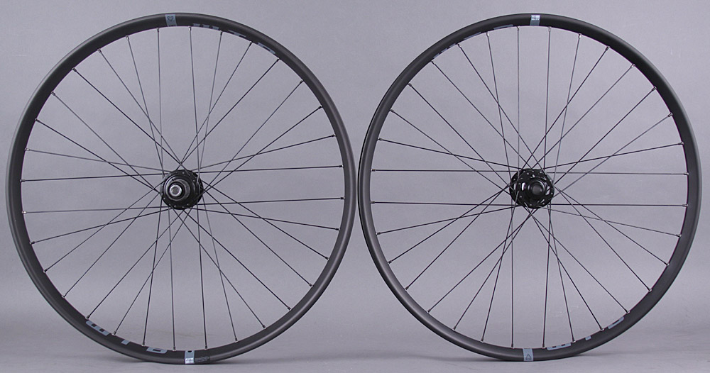 WTB I35 Asym TCS 650B 27.5 Wheelset 15mm Ft 12x142 Rr Cass or XD