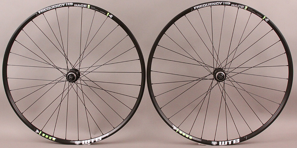 WTB FREQUENCY I19 29er Tubeless Mountain bike Wheelset Shimano