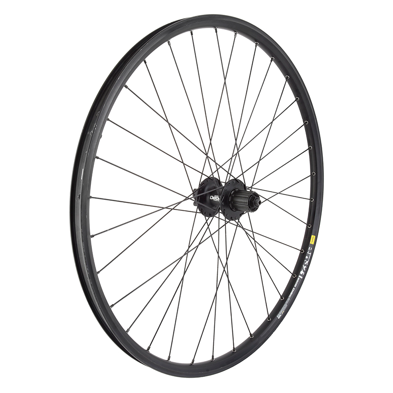 Mavic EN321 27.5 6 bolt Disc 32h Shimano M525A 8-10 speed QR