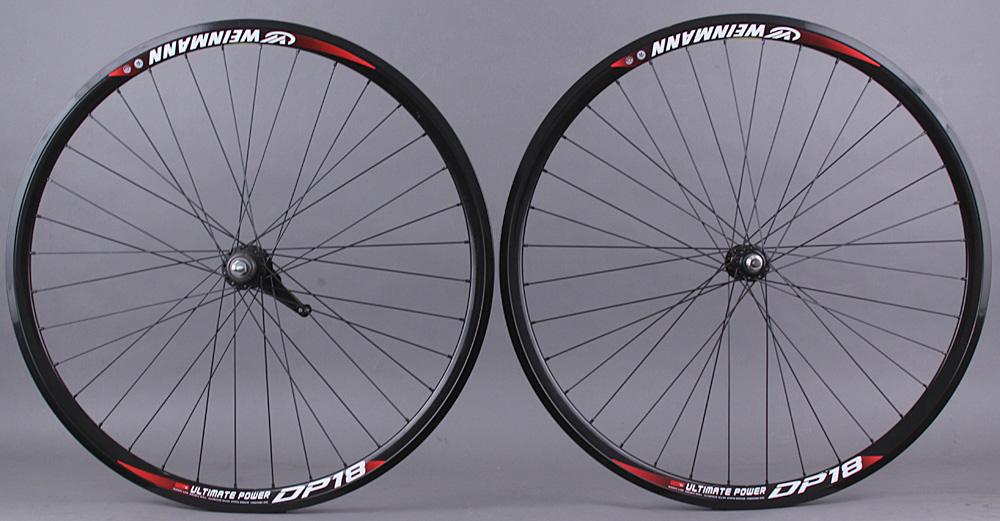 Weinmann Coaster Brake 700c Track Single Speed Wheelset 36 Hole