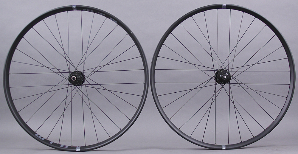 WTB Asymmetric I35 Rims 29er Wheelset DT 350 Hubs 6 bolt disc