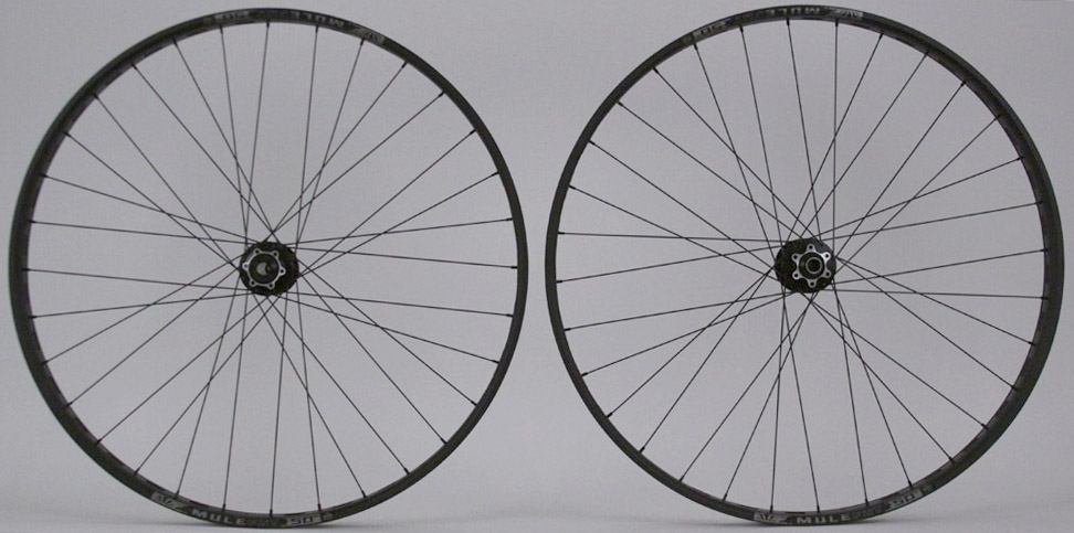 Sun Mulefut 50 29er Plus Wheelset Boost Thru Axle sealed Hubs