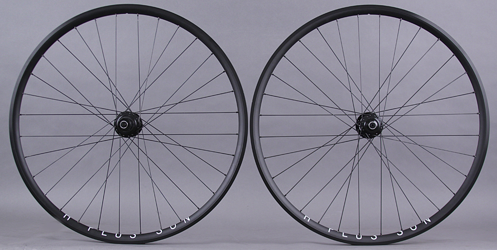 H Plus Son Archetype Road CX Disc Wheelset SRAM 900 Hubs 28h