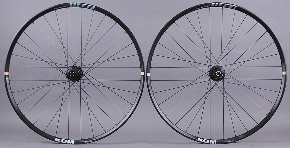 WTB KOM Rims Road Gravel CX Disc Wheelset SRAM 900 Hubs