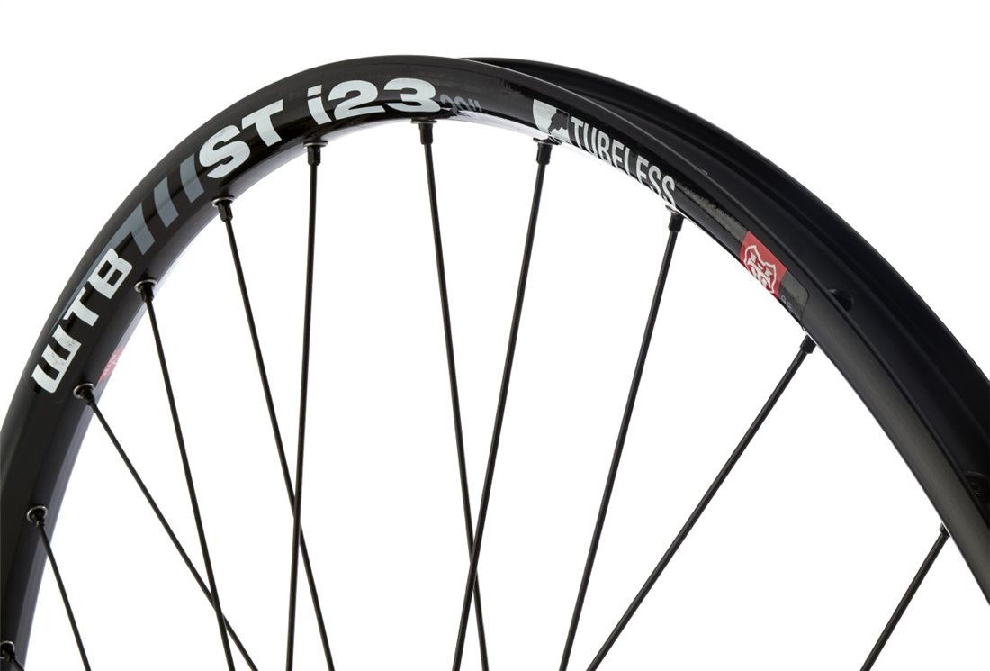 WTB Frequency i23 Tubeless 29er Wheelset Deore Quick Release