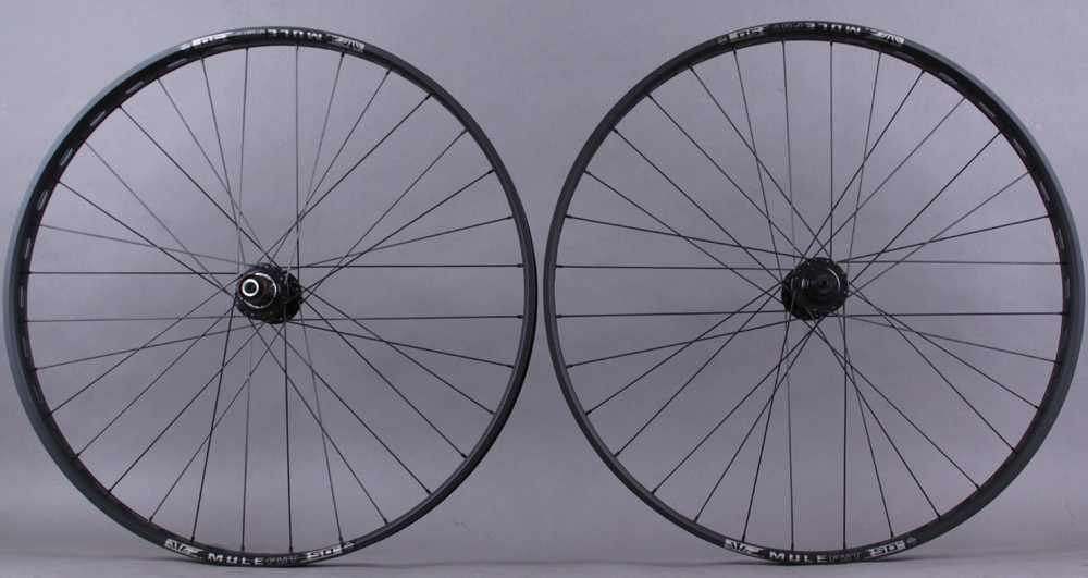 Sun Mulefut 50 29er Plus Wheelset fits Salsa Mukluk Fat Bike