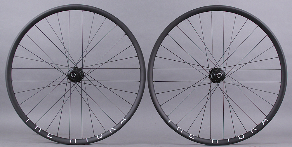 H Plus Son Hydra Road CX Disc Wheelset SRAM 900 Hubs