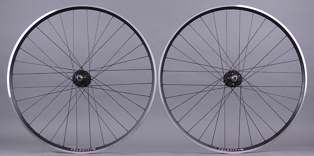 Velocity A23 Track Bike Fixed Gear Singlespeed Wheels DT Comp