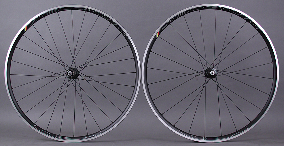 HED Belgium C2- Dura Ace 9000 11s Hubs Road Bike Wheelset Black