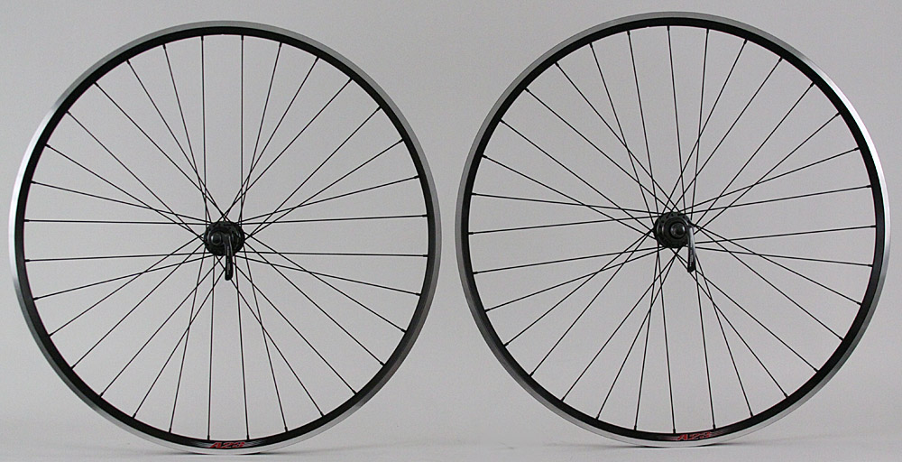 Velocity A23 Black Shimano 6800 8-11 Speed DT Comp Wheelset