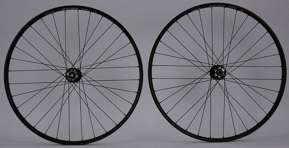 WTB ST TCS I25 29er Wheels 15mm Thru Front 12x142 Rear 6 Bolt