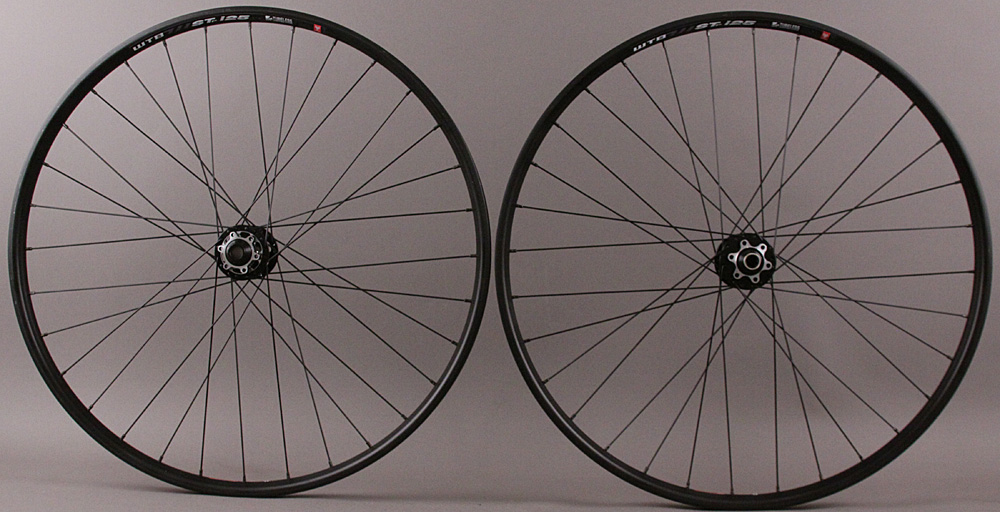 WTB STP TCS I25 27.5 Mountain bike Wheelset Shimano 6 bolt
