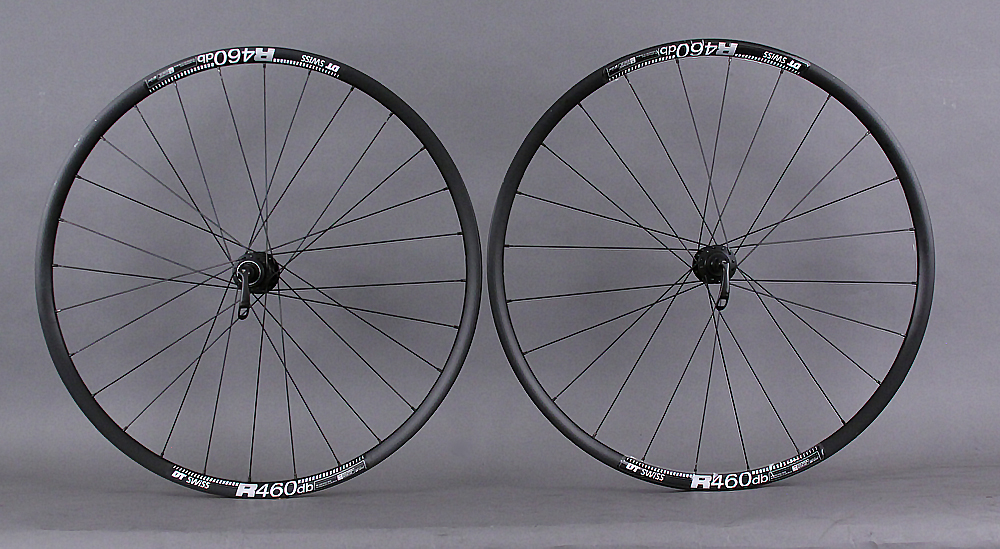 DT Swiss R460 Tubeless rims Road Bike Disc Brake Wheelset