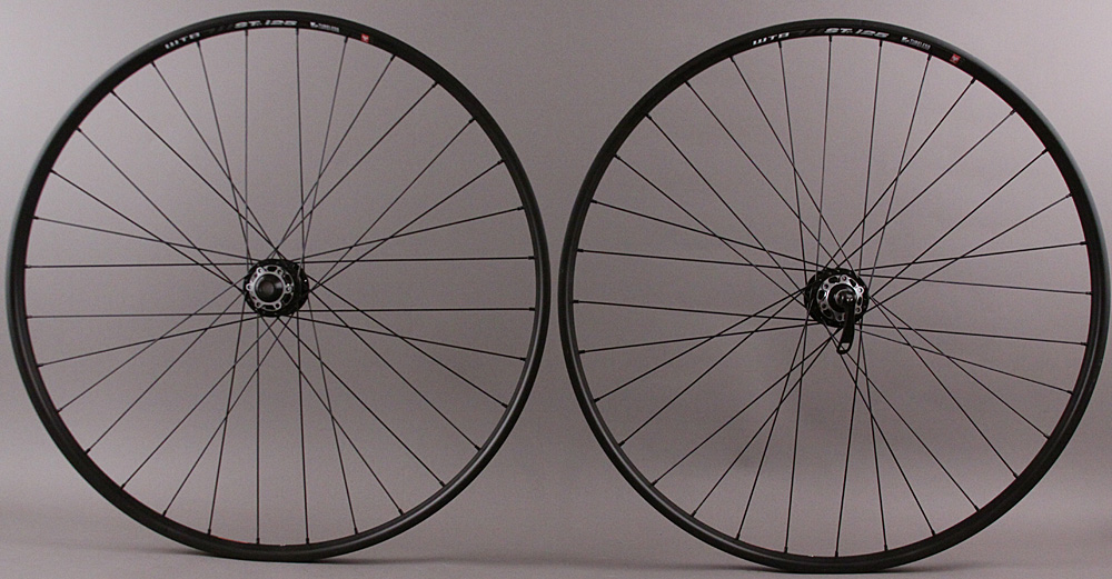 WTB STP I25 Tubeless 29er Wheelset Origin8 6 Bolt Disc Hubs