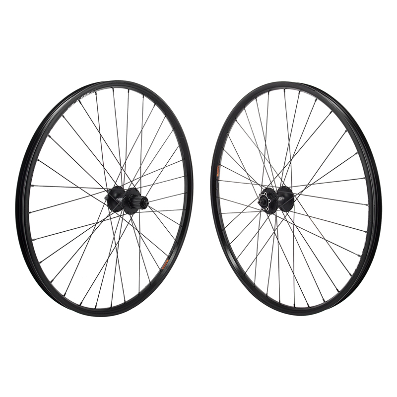 WTB SX25 27.5 650b Mountain Bike Wheelset Shimano 6 bolt Hubs QR