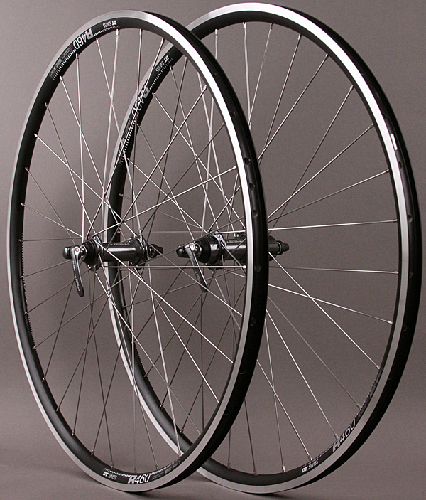 DT Swiss R460 Rims Road Bike Wheelset 8-11 speed 32h Ultegra