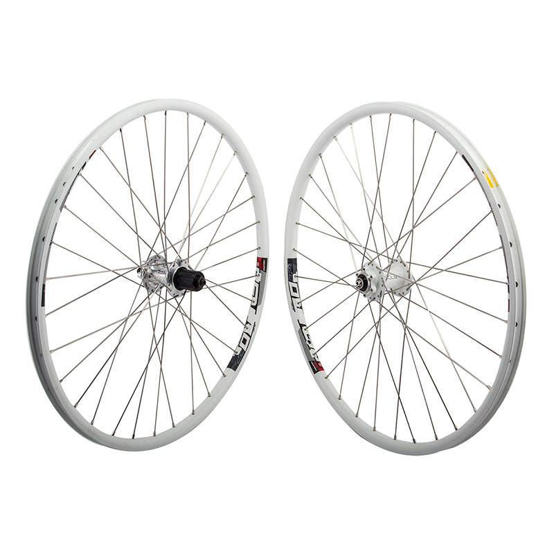 White Mach1 ER20 Rims 27.5 650b Mountain Bike MTB Wheelset 6B