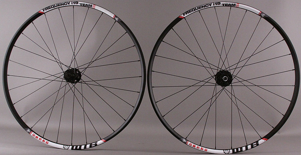 WTB FREQUENCY I19 TCS Road Disc CX Gravel 29er Wheelset