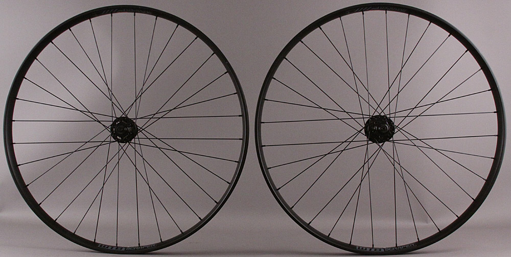 WTB Scraper i40 29er Wheelset Single Speed Convertible hubs