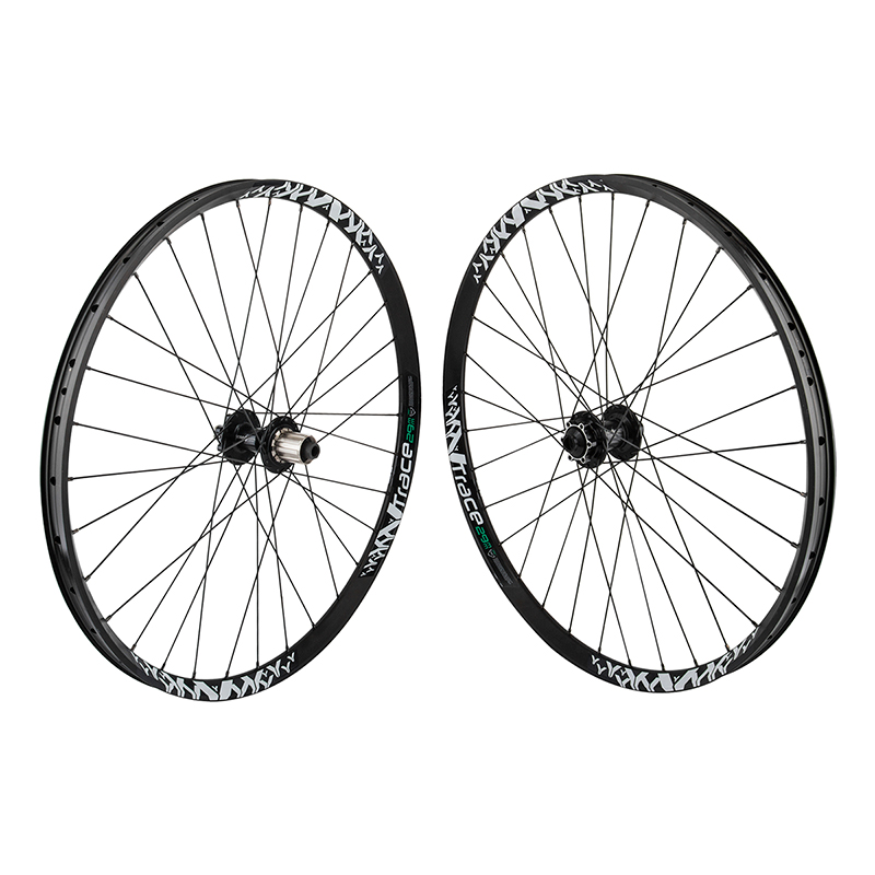 Ryde Trace Rims 27.5 650b Mountain Bike Wheelset 6B Hubs Boost