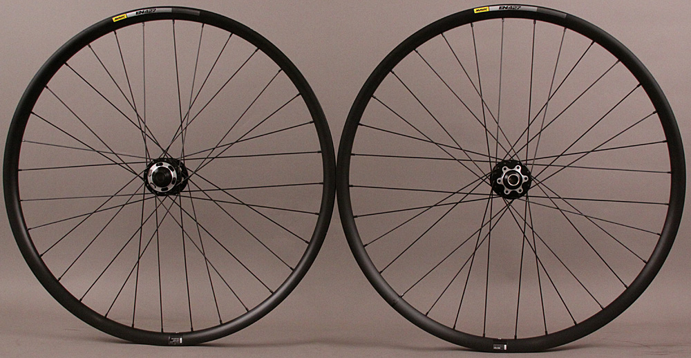 Mavic EN427 Rims 27.5 650b Mountain Bike MTB Wheelset 6B Hubs