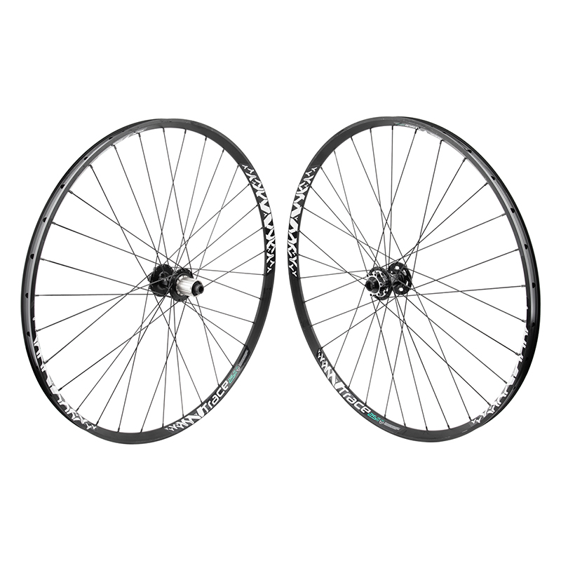 Ryde Trace25 Disc 29er MTB Bike Wheels 32h Wheels 15x100 12x142