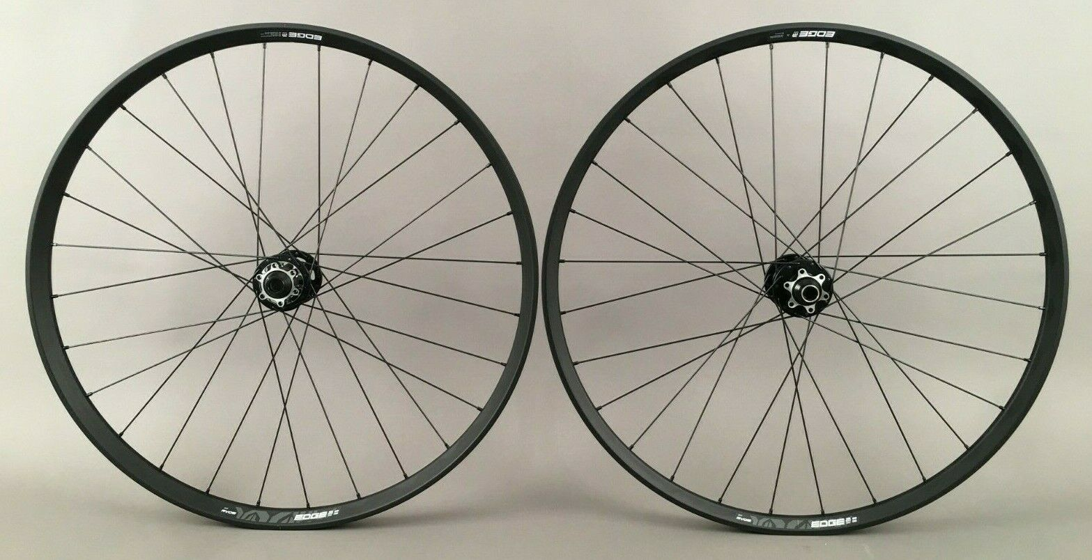 "Ryde Edge 26 Rims 27.5"" 650b MTB Bike Wheelset Tubeless 28h"