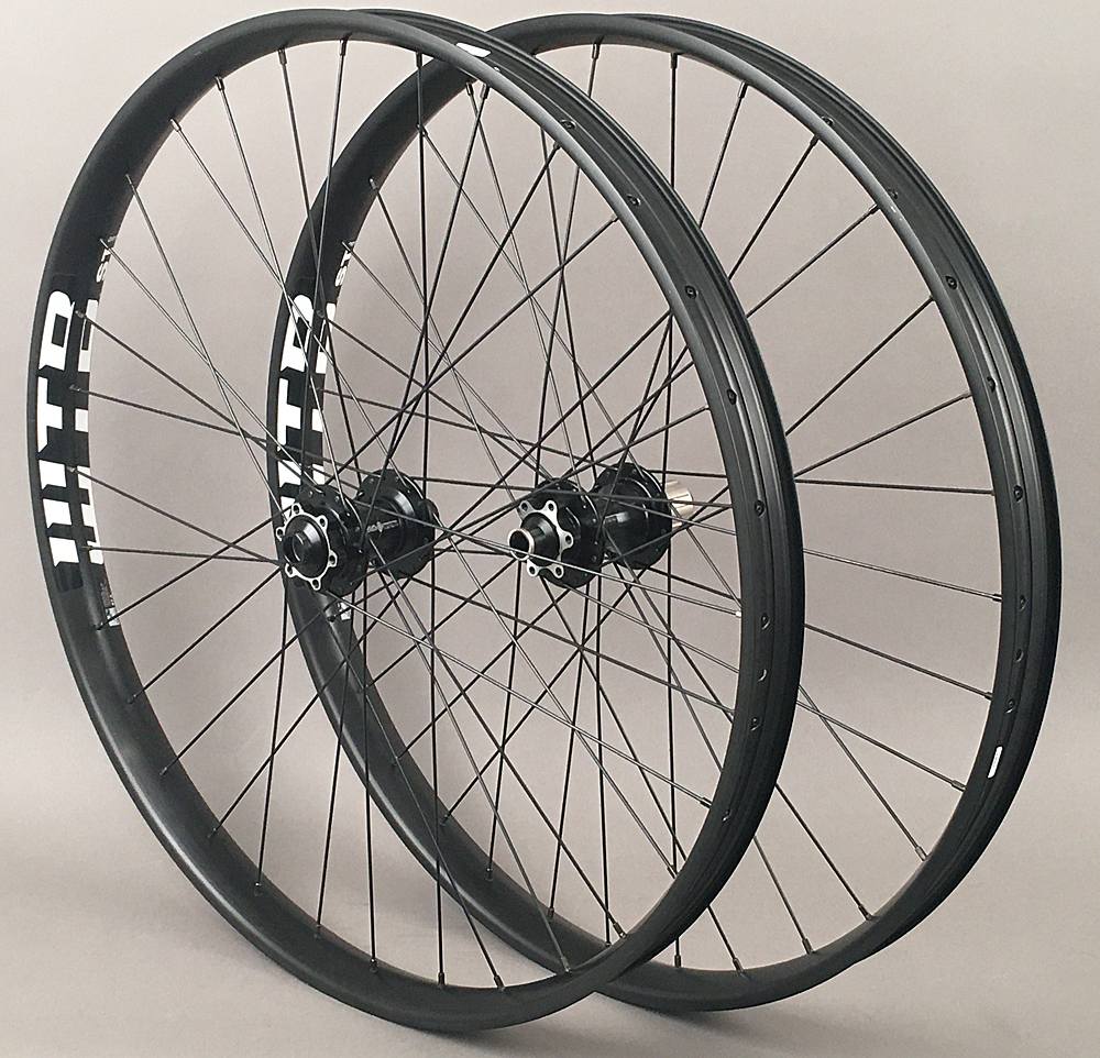 WTB I40 27.5 Mid Fat Mountain Bike Wheels BOOST SPACING Shimano