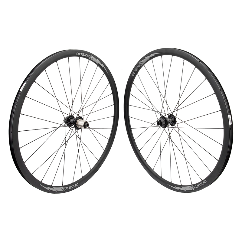 Origin8 Bolt Alloy Disc Brake Gravel Bike 700c Wheels 12mm Thru