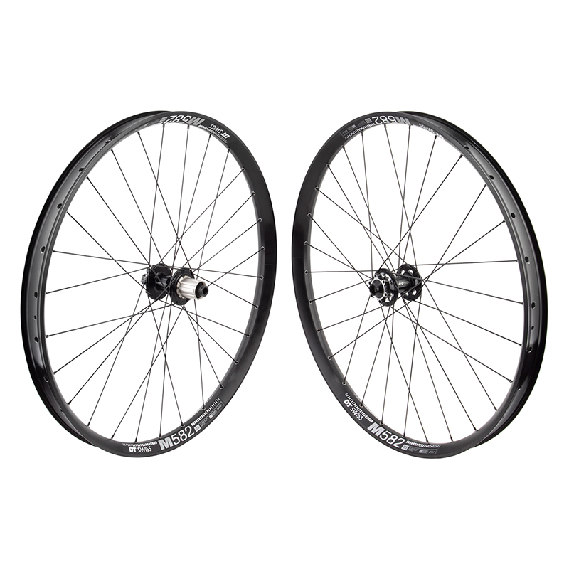 "DT Swiss M582 40mm Inner Rim 27.5"" MTB Bike Wheelset 8-11 Speed"