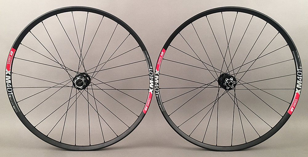 "DT Swiss XM 401 29"" MTB Bike Wheels Tubeless Shimano Microspline"