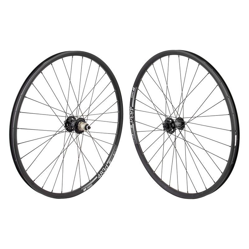 "DT 22mm ID Rims Disc Brake Gravel CX MTB Bike 27.5"" 650b Wheels"
