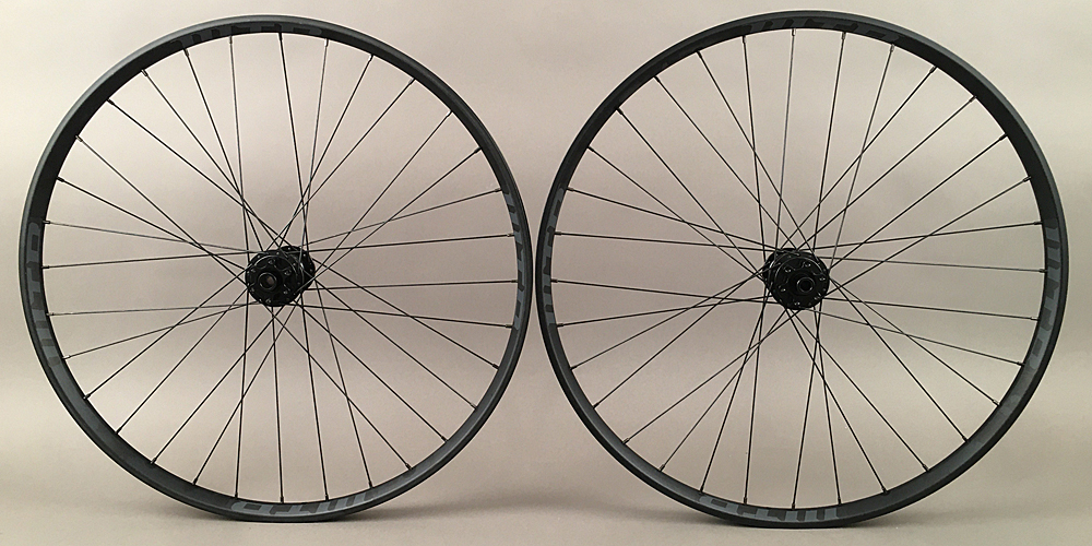 "WTB KOM i29 27.5"" 650b Mountain Bike Wheels Wheels Boost Spacing"