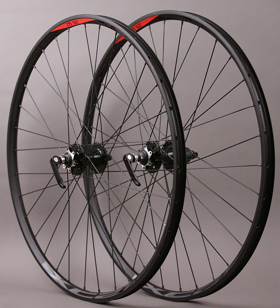 WTB XC21 Disc Brake Gravel 650b Wheelset Tubeless QR 100/135mm
