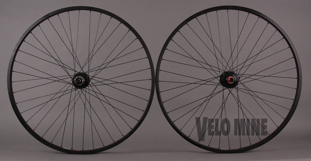 Sun Rhyno Lite 40 spoke 29er Mountain Bike Commuter Wheelset